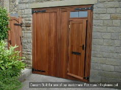 Wooden Gates - FREE DELIVERY ON EVERYTHING